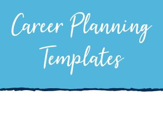 Career Planning Templates