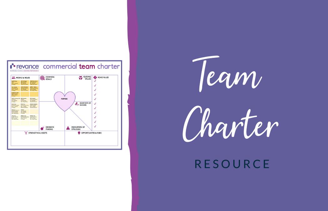 Revance – Team Charter