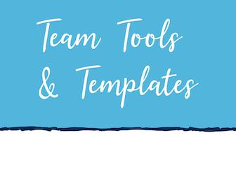 Team Tools & Templates